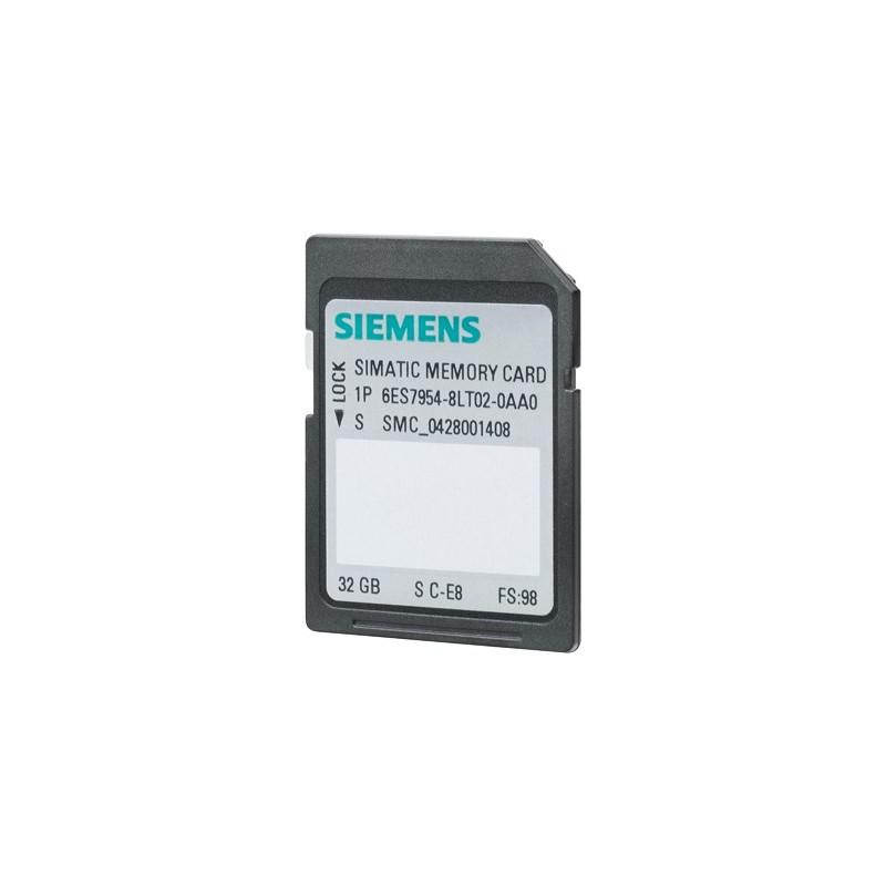 6ES7954-8LT02-0AA0 SIMATIC S7 MEMORY CARD S7-1X00 CPU