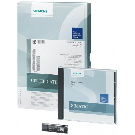 Siemens 6AV2102-0AA03-0AA5 SIMATIC WINCC ADVANCED V13 SP1 SOFTWARE DE INGENIERIA EN EL TIA PORTAL