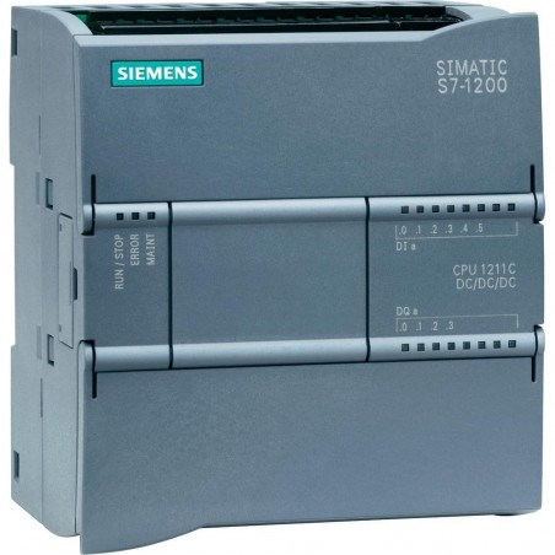 6ES7211-1AE31-0XB0 SIEMENS SIMATIC S7-1200 CPU 1211C DC/DC/DC
