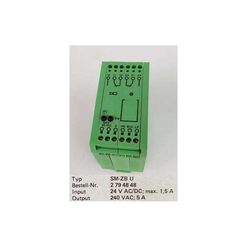 SM-ZB U - 2794848 PHOENIX CONTACT