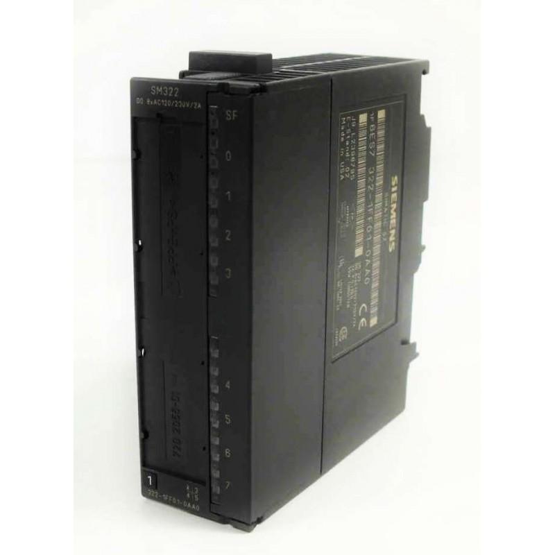6ES7322-1FF01-0AA0 Siemens