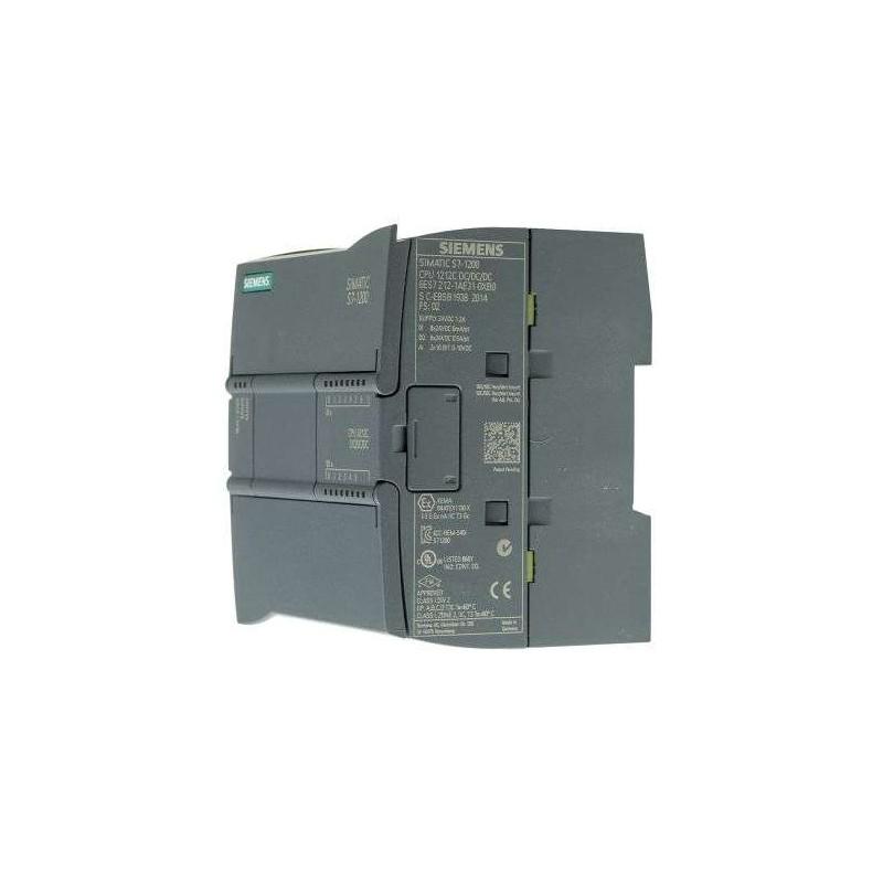 6ES7212-1AE31-0XB0 SIEMENS SIMATIC S7-1200 CPU 1212C