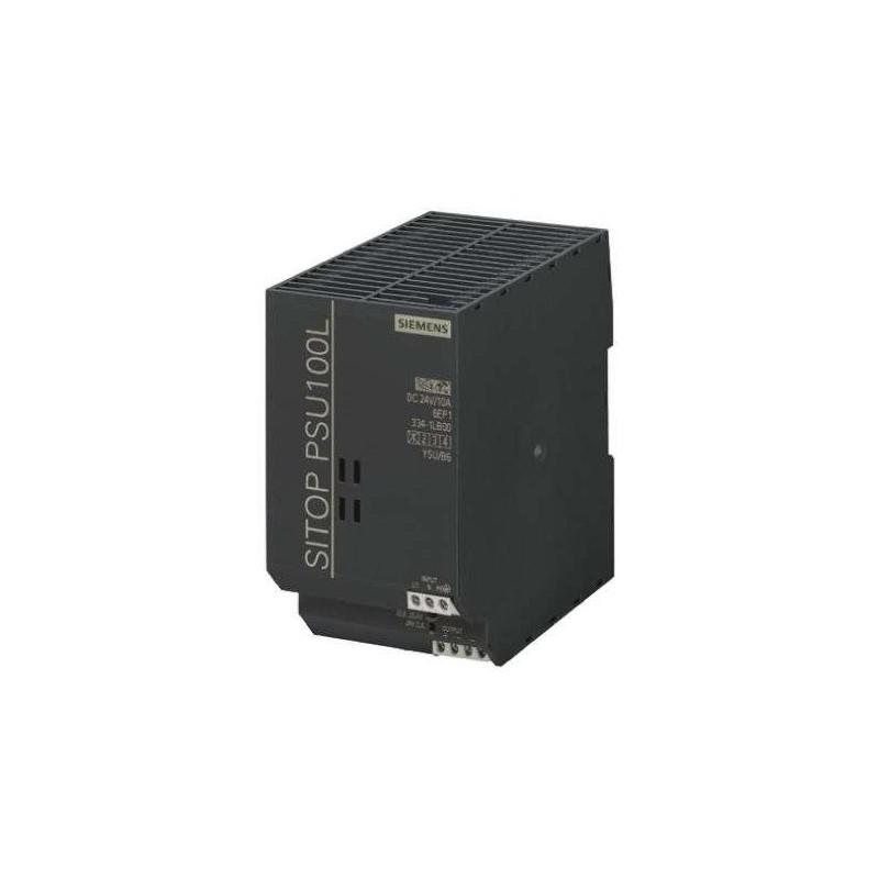 Siemens 6EP1334-1LB00 SITOP PSU100L 24 V/10 A FUENTE DE ALIM. ESTABILIZADA