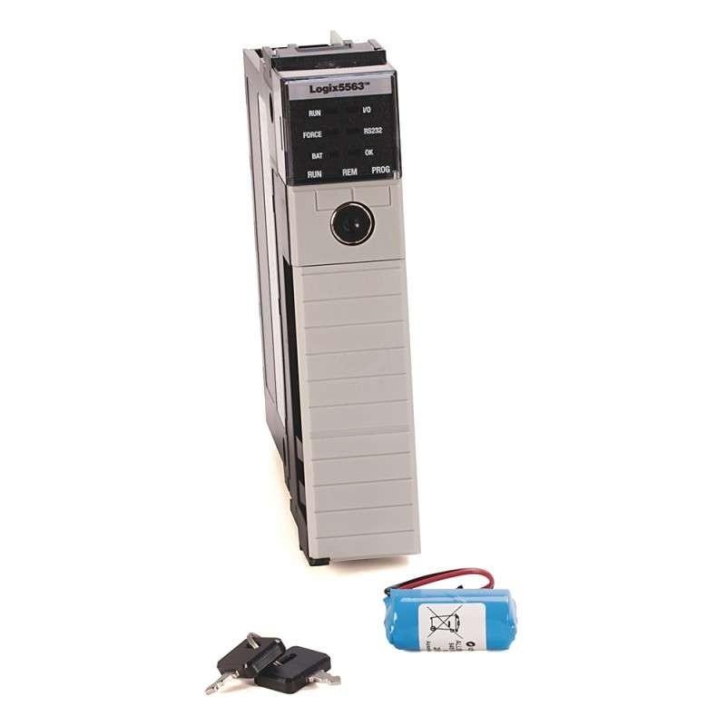 1756-L63 Allen-Bradley ControlLogix Logix5563 Processor, 8MB Memory