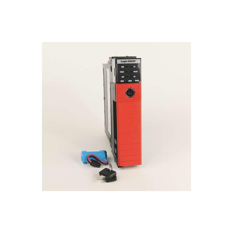 1756-L63S Allen-Bradley GuardLogix Safety Processor