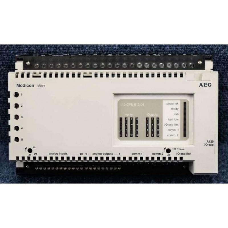 110CPU61204 Schneider Electric