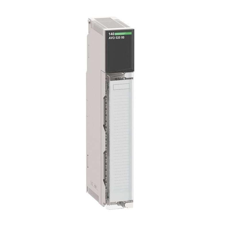 140-AVO-020-00C SCHNEIDER ELECTRIC - Analog output module 140AVO02000C