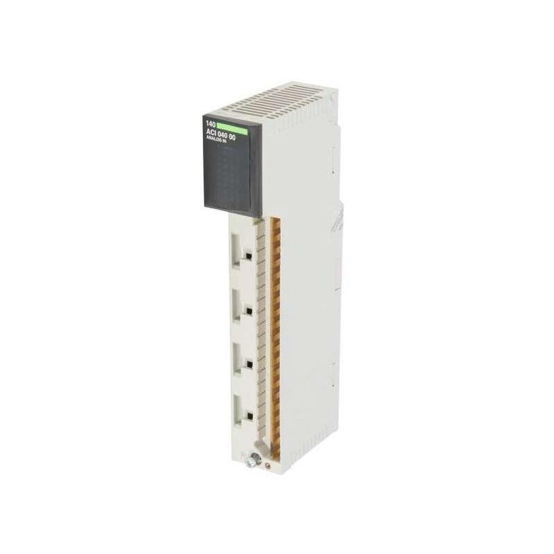 140-ACI-040-00C SCHNEIDER ELECTRIC - Analog input module 140ACI04000C