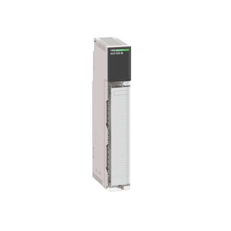 140-ACO-020-00C SCHNEIDER ELECTRIC - Analog output module 140ACO02000C