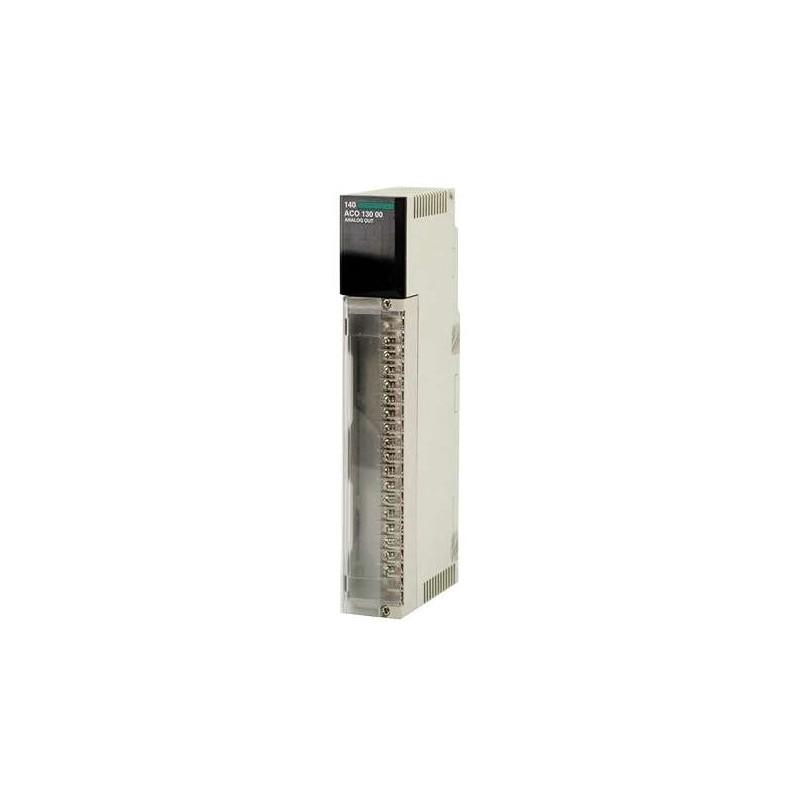 140-ACO-130-00C SCHNEIDER ELECTRIC - Analog output module 140ACO13000C