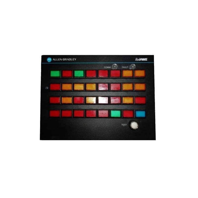 2705-P11J1 Allen-Bradley - Lighted Push Button Module