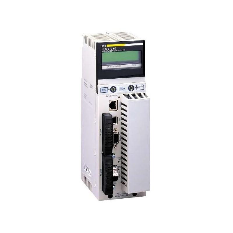 140CPU67260 Schneider Electric - Unity Hot Standby Processor