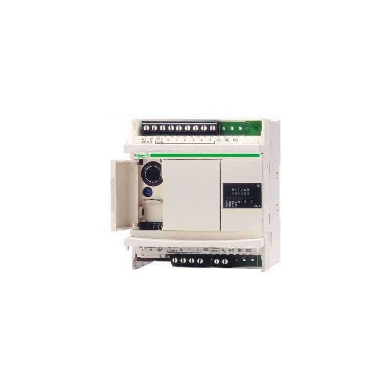 TWDLCDA10DRF Schneider Electric - PLC base Twido